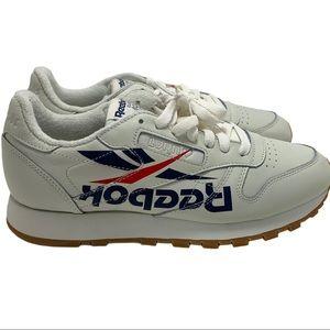 Reebok Classic Leather 3AM ATL Tennis Shoes sz 8